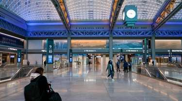 Rail stations back in train travel's golden age