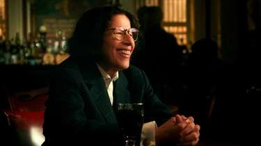 "Fran Lebowitz in a scene from Netflix's ""Pretend"