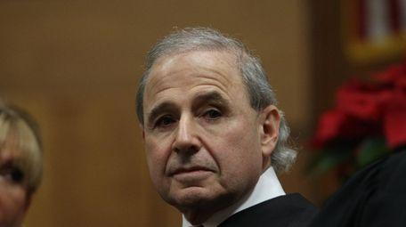 Jack Libert, a retiring Nassau County Supreme Court