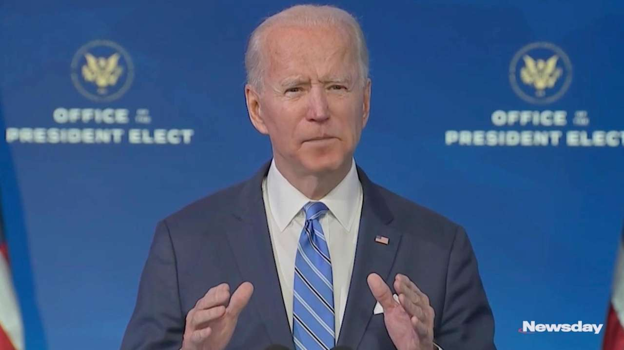 President-elect Joe Biden will soon introduce legislation that