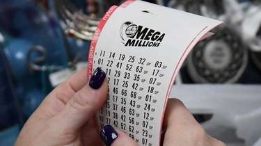 Lottery hopefuls try their luck buying Mega Millions