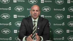 The New York Jets introduce Robert Saleh as