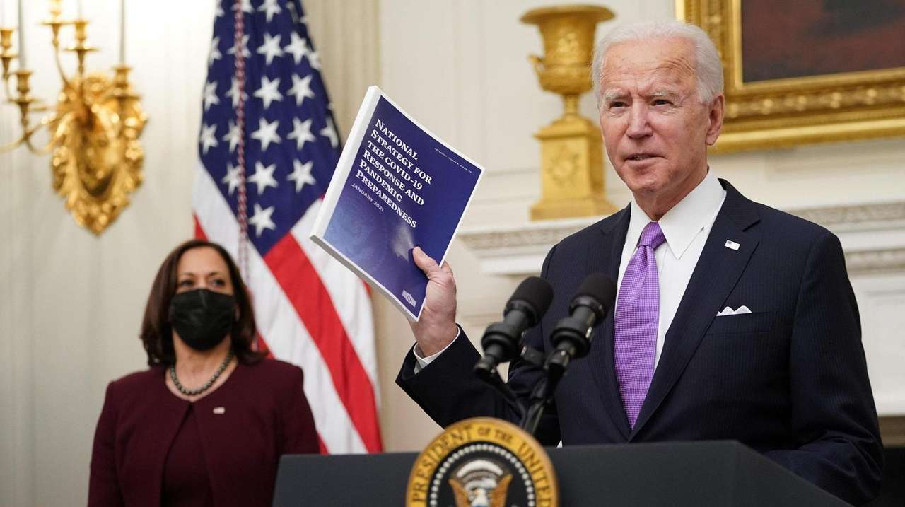 President Biden on Thursday delivered remarks on his