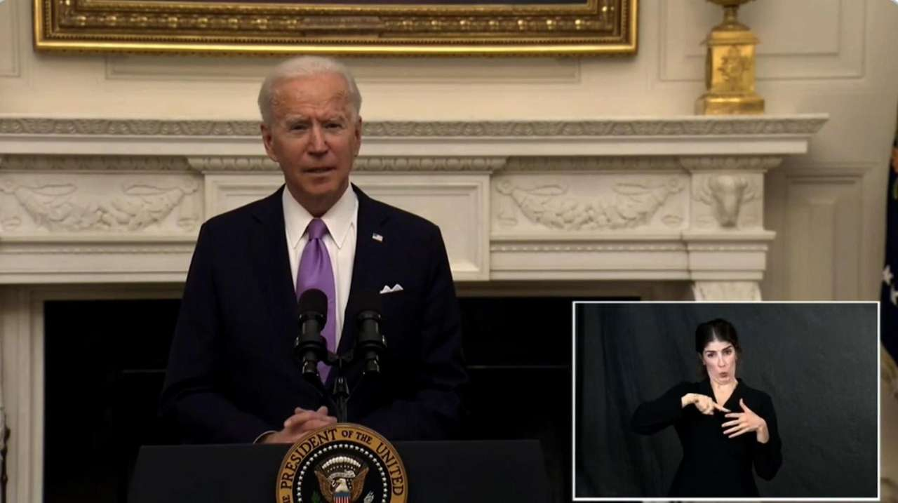 President Joe Biden on Wednesday issued an executive