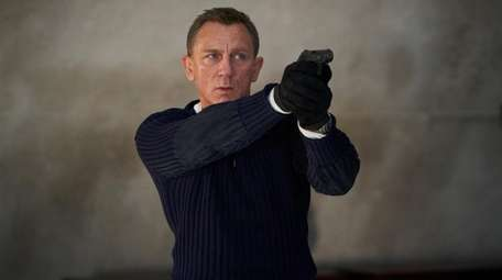 "Daniel Craig stars as Agent 007 in ""No"