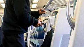 With train ridership low during the pandemic, LIRR