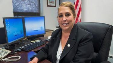 Riverhead Town Supervisor Yvette Aguiar wants the Suffolk