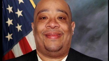Nassau County Police Det. Erick Contreras.