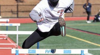 Mt. Sinai's Kate DelGandio shows her winning form