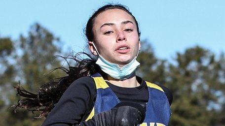 Madison Zelin of Shoreham-Wading River wins the 300