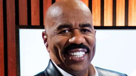 Steve Harvey says he doesn't mind that stepdaughter
