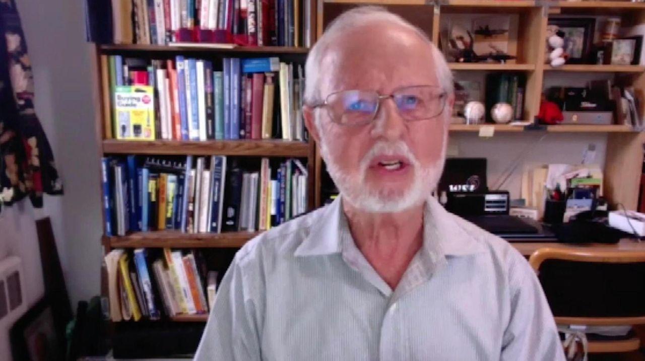 Meteorologist Bill Korbel says Long Island will see