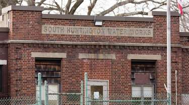 The South Huntington Water District in Huntington Station