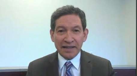 Roger Clayman, executive director of the Long Island