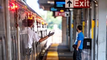 LIRR workers are among the most visible union