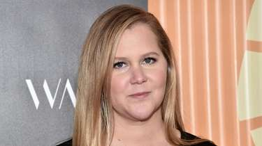 Amy Schumer attends the Africa Outreach Project