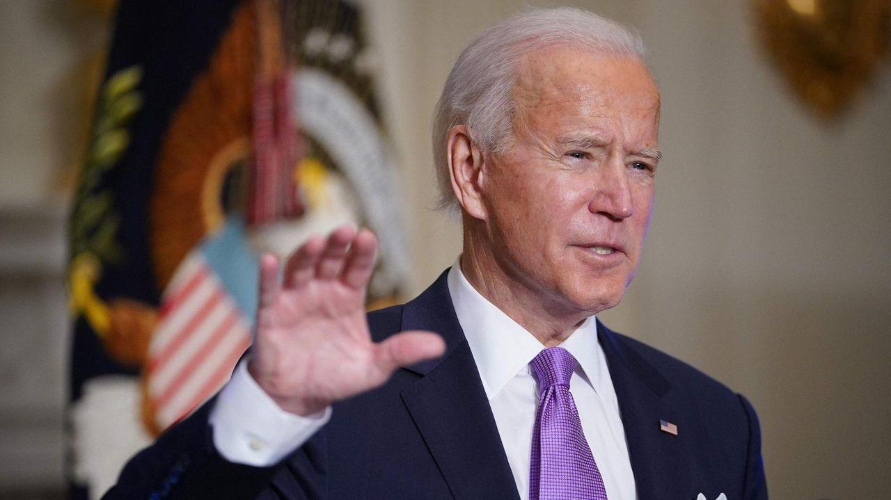 President Joe Biden is aiming to cut oil,