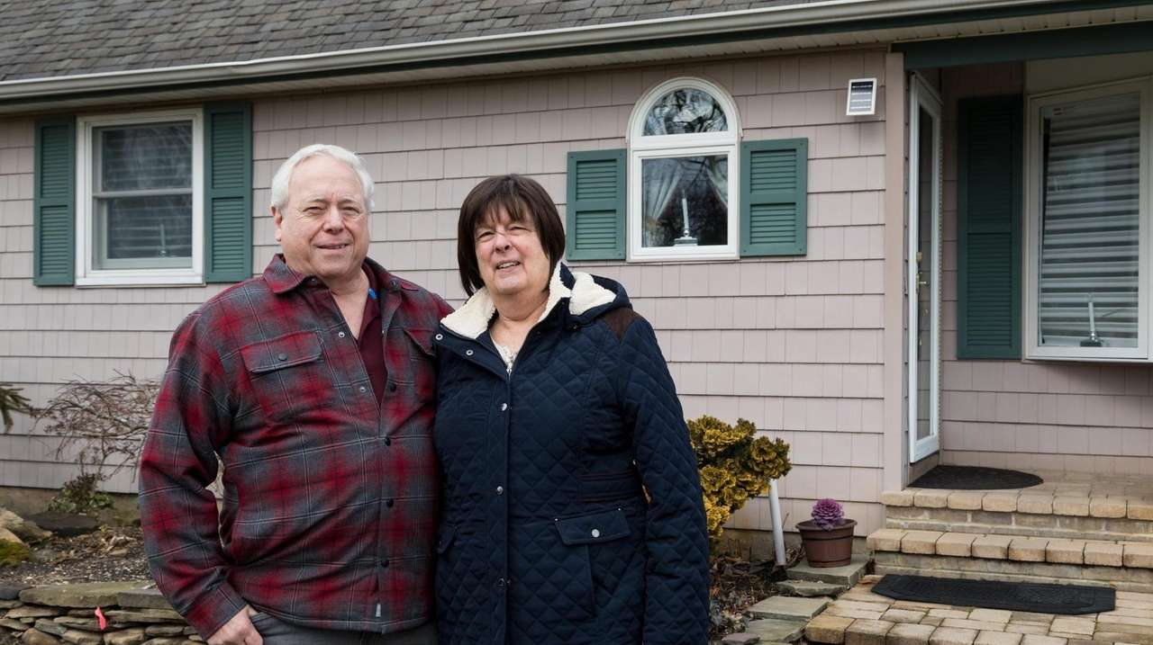 Bonnie and Tom Evans of Shirley talk about