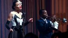 """Andra Day and Kevin Hanchard in """"The United"""