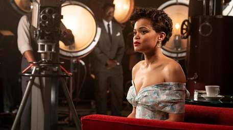 """Andra Day stars in """"The United States vs."""