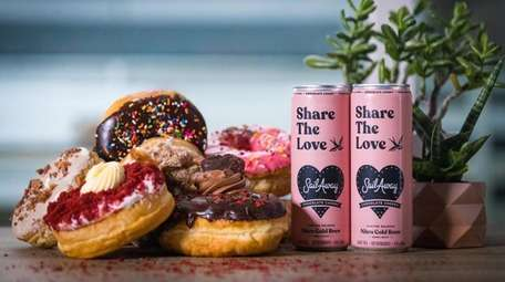 Sail Away and North Fork Doughnut Company have