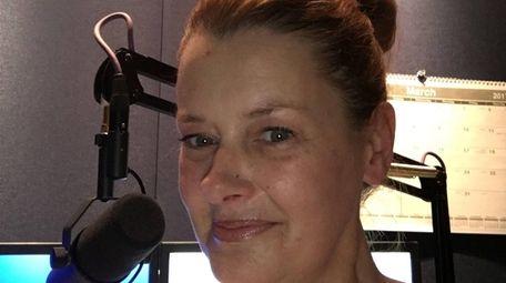 Entercom traffic reporter Karen Stewart, heard on WFAN