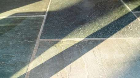 Radiant floor heat with a four-inch concrete slab