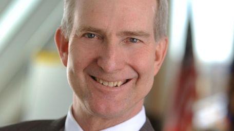Mike Voltz, PSEG Long Island's director of energy