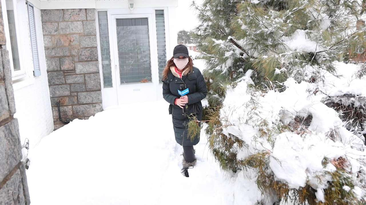 Residents of Baldwin are digging out of more