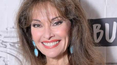 Susan Lucci will play a widowed congresswoman in