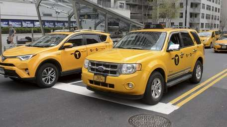Taxi drivers, including yellow cabs and those who