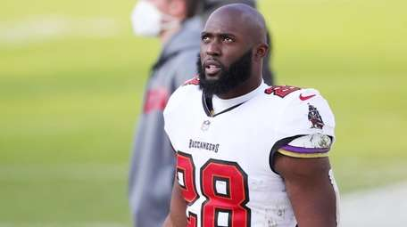 Leonard Fournette has rushed for 209 yards in
