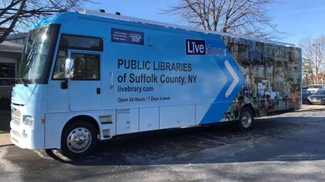 The Wyandanch Public Library is looking at a