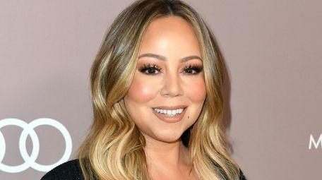 """In her 2020 memoir """"The Meaning of Mariah"""