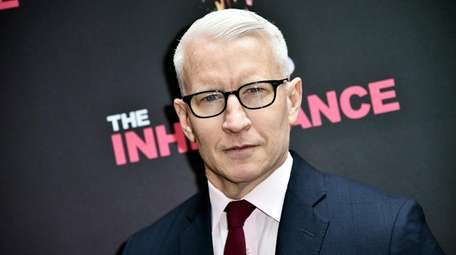 Anderson Cooper is among the new slate of