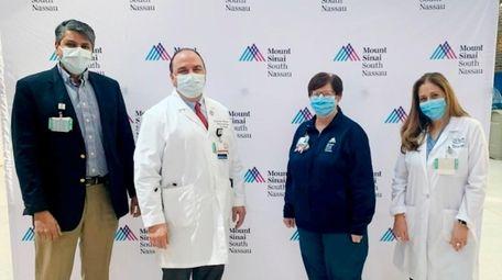 Mount Sinai South Nassau's Super Bowl Sunday health