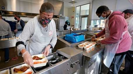 A Medicaid program covers food from the nonprofit
