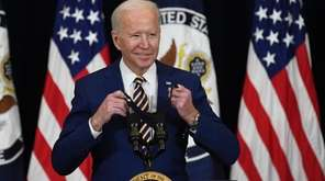 President Biden's most public diplomatic efforts of his