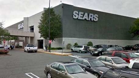 The Sears at Green Acres Mall in Valley