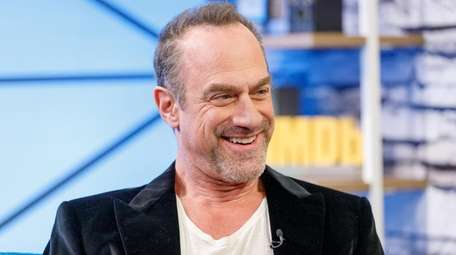 """Christopher Meloni will lead NBC's new """"Law &"""