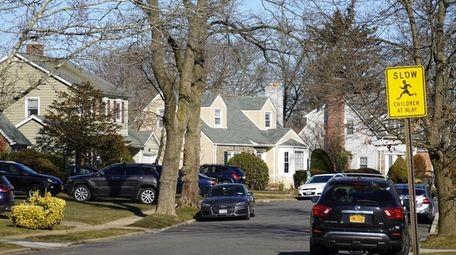 A neighborhood in Freeport