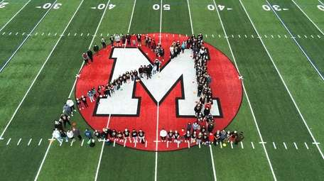 Mineola High School celebrated its Class of 2021