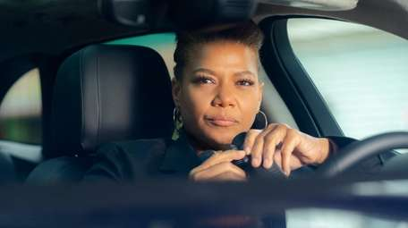 "Queen Latifah stars in CBS' ""The Equalizer."""