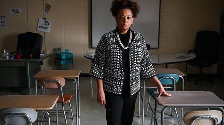 Patchogue-Medford school district Superintendent Donna Jones.