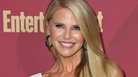 Supermodel Christie Brinkley is among New Yorkers who