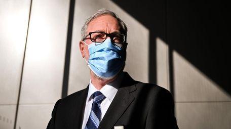Dr. Aaron Glatt, the chairman of medicine and