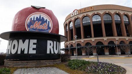 Citi Field in Queens on March 16, 2020.
