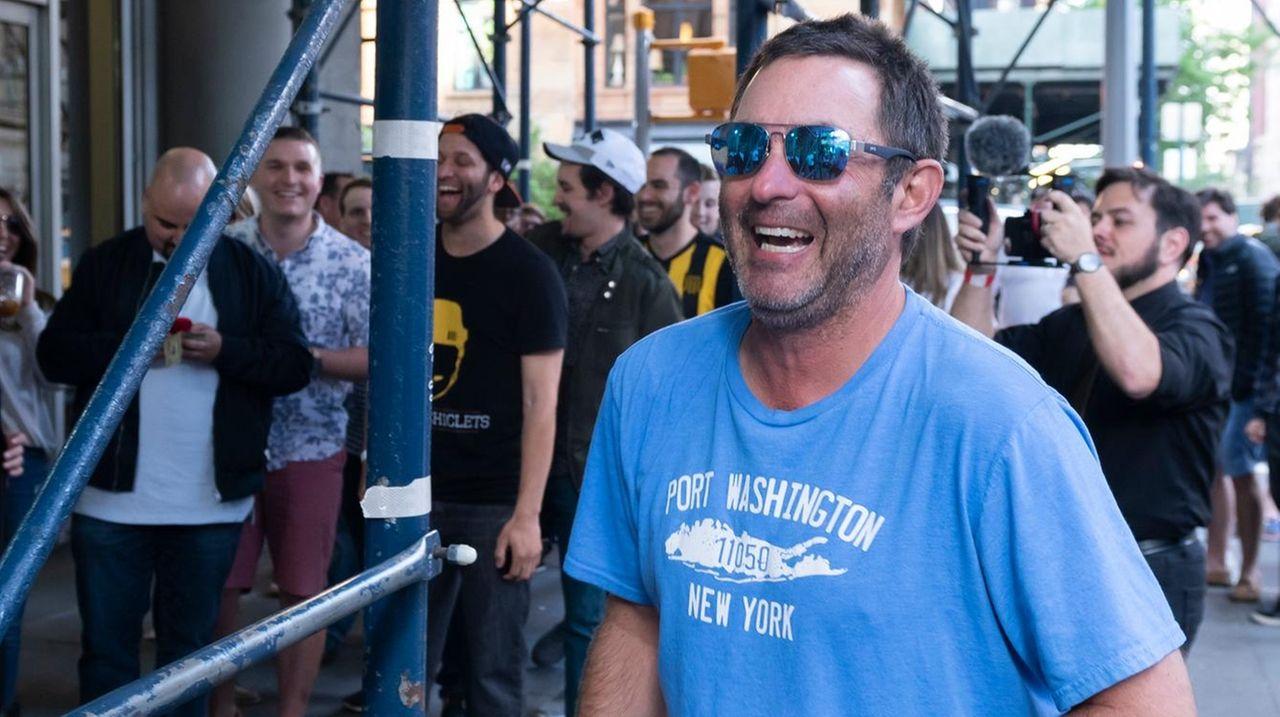 Jon 'Stugotz' Weiner, sports talk radio's lovable underdog | Newsday
