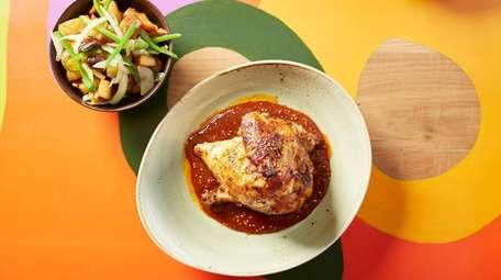 Coche Comedor combines casual style with Mexican cuisine