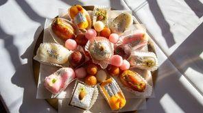 Newsday food critic Erica Marcus tours Bengali Sweet